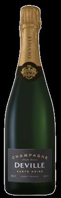 Champagne Deville Carte Noir